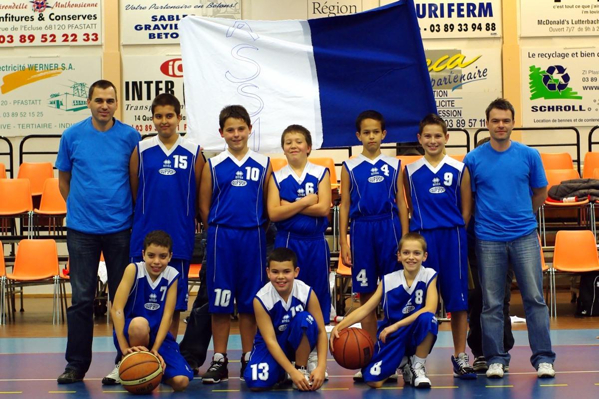 Les benjamins 1 2010-2011