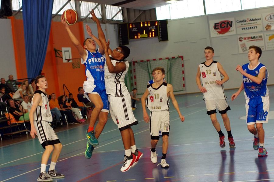 U15 France - JDA Dijon