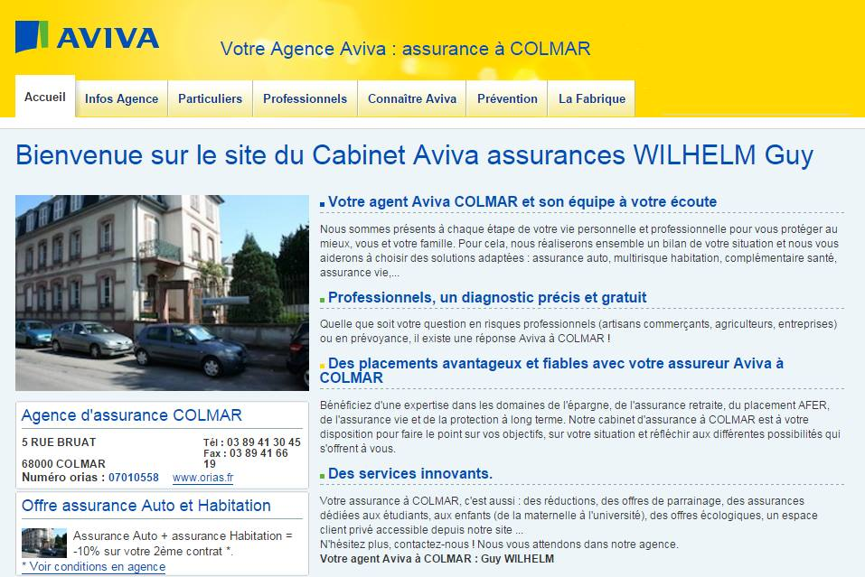 aviva guy wilhelm